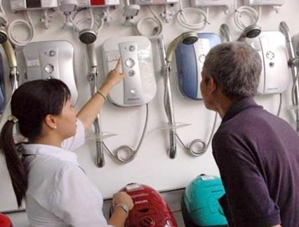 Phân loại bình nóng lạnh theo nguồn năng lượng sử dụng