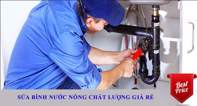 Sửa bình nước nóng chất lượng giá rẻ