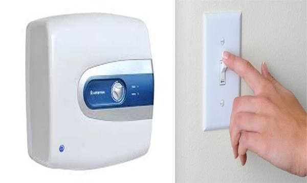 Đảm bảo an toàn tuyệt đối khi lắp đặt bình nóng lạnh